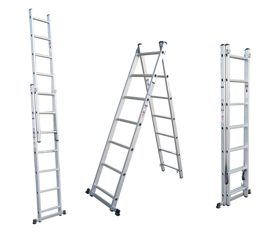 Two Section Extension Ladder